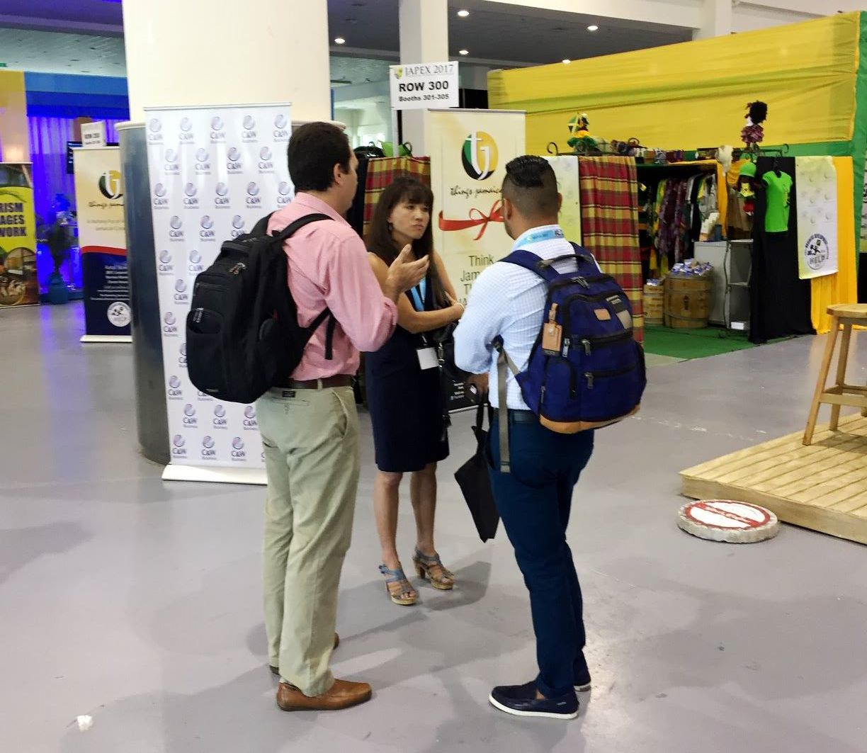JAPEX attracts buyers from 6 new markets
